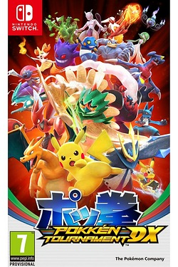 Nintendo Switch: Pokken Tournament DX