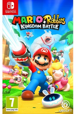 Nintendo Switch: Mario + Rabbids Ki...