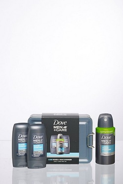 Dove Men+ Care Daily Care Mini Tin Gift Set