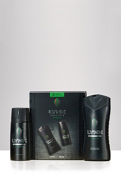 Lynx Duo Africa Gift Set