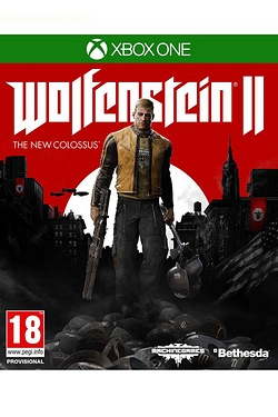Xbox One: Wolfenstein 2
