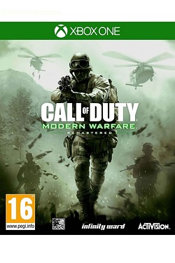 Xbox One: Call Of Duty Modern Warfa...