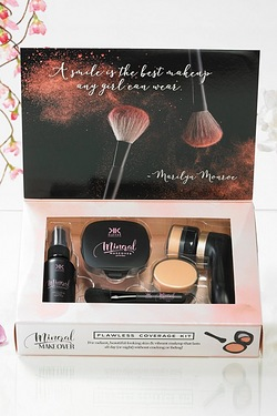 Mineral Makeover Flawless Coverage Kit