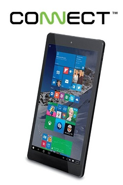 "Connect 9"" Windows Tablet 32GB"