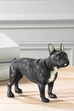 French Bulldog Figurine