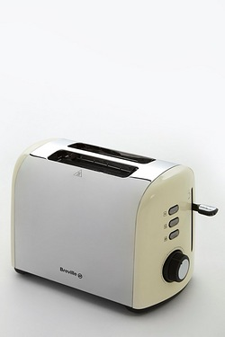 Breville Cream 2-Slice Toaster