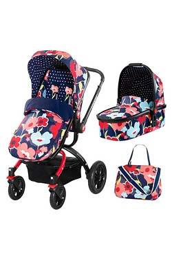 Cosatto Ooba Pram and Pushchair - P...