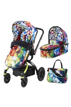 Cosatto Oobapram and Pushchair - Sp...