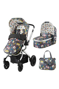 Cosatto Ooba Pram and Pushchair - H...