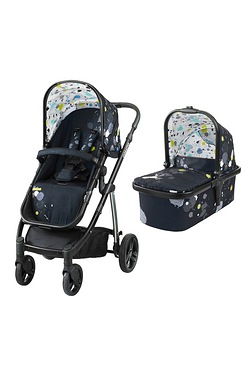 Cosatto Wow Pram and Pushchair - Be...