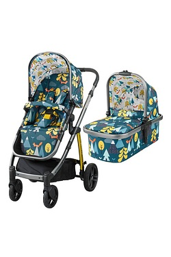 Cosatto Wow Pram and Pushchair - Fo...
