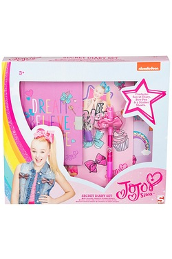 JoJo Bows Secret Diary Set