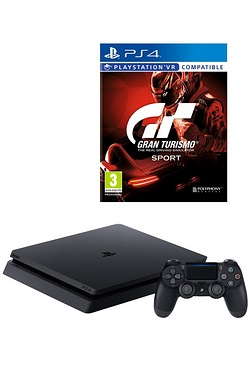 PS4 500GB with Gran Turismo