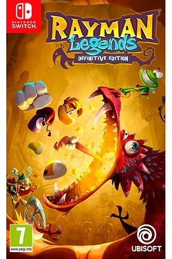 Nintendo Switch: Rayman Legends