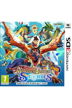 3DS: Monster Hunter Stories