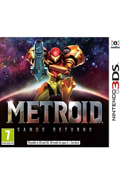 3DS: Metroid Samus Returns