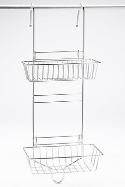 Reversible Shower Caddy