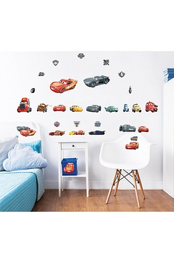 Disney Cars 3 Wall Stickers