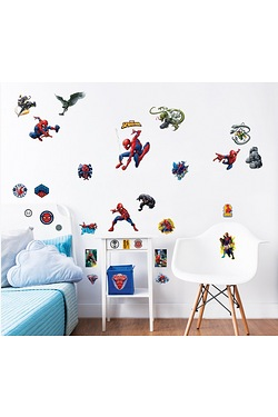 Marvel Spiderman Wall Stickers