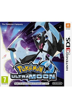 Nintendo 3DS: Pokemon Ultra Moon