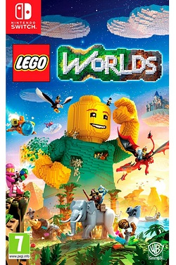 Nintendo Switch: LEGO Worlds
