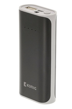 KONIG Portable Power Bank 5000mAh