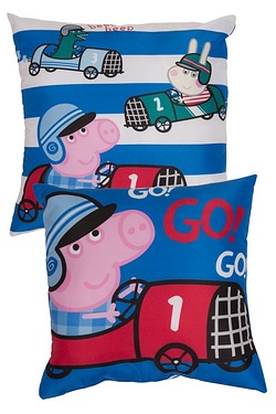 George Pig Speed Square Cushion