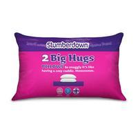 Image of Slumberdown Big Hugs Pillow - Pack of 2