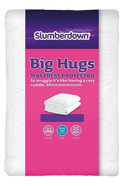 Slumberdown Big Hugs Mattress Prote...