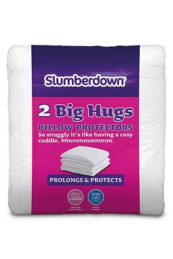Slumberdown Big Hugs Pillow Protector