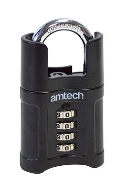 50mm 4 Digit Combination Padlock