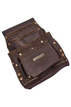 4 Pocket Heavy Duty Leather Tool Belt