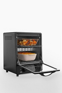 Cucina Black Mini Oven
