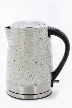 1.7 Lt Stainless Steel Stone Effect Finish Jug Kettle