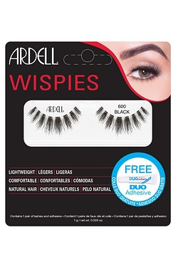 Ardell Wispies Cluster Lashes 600 Pack of 2