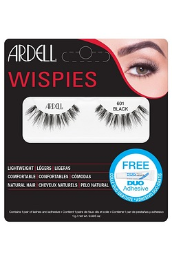 Ardell Wispies Cluster Lashes 601 Pack of 2