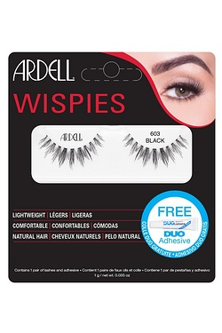 Ardell Wispies Cluster Lashes 603 Pack of 2