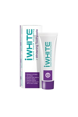 iWhite Toothpaste Pack of 2