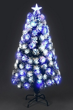 Fibre Optic Siberian Tree