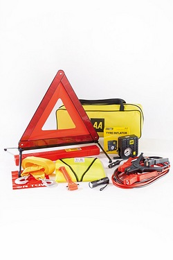 The AA Breakdown Safety Kit
