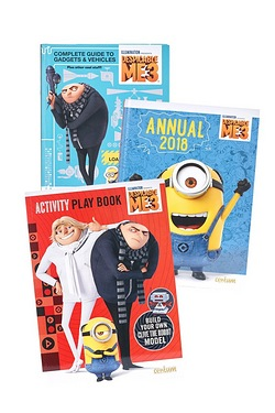 Annual Packs - Despicable Me