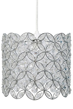 Elsworth Clear Acrylic Pendant