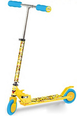 Emoji 2 Wheel Scooter