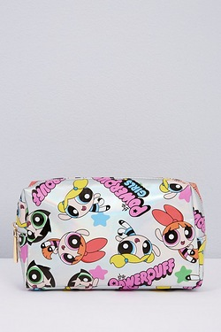Power Puff Wash Bag