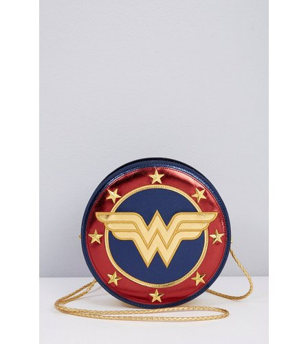 Image for Wonder Woman Shield Bag from ace
