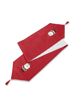 Santa Claus Table Runner