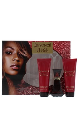 Ladies Beyonce Heat Kiss Gift Set