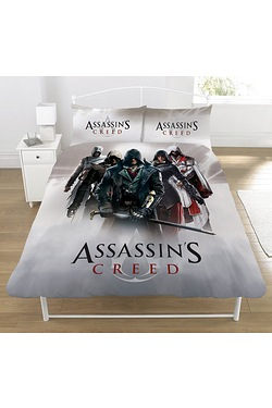 Assassins Creed Montage Duvet Set
