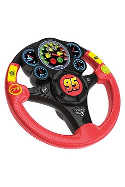 Cars Rev N Roll Steering Wheel