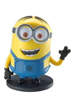 Minions Character Bluetooth Speaker